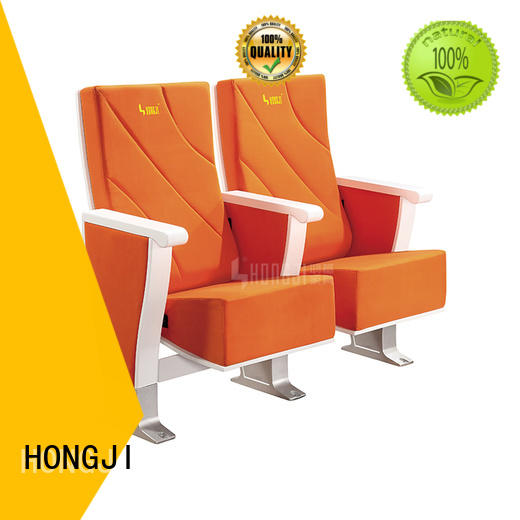 HONGJI new theater seats manufacturer for student