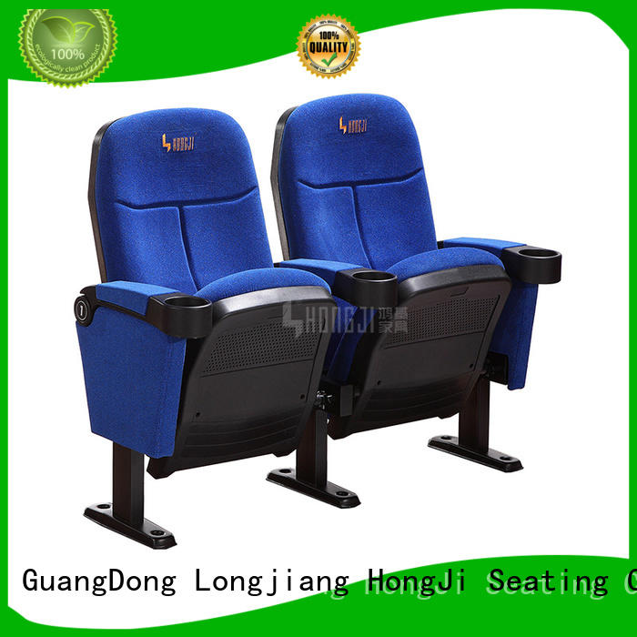 HONGJI hj815a home cinema seating factory for theater