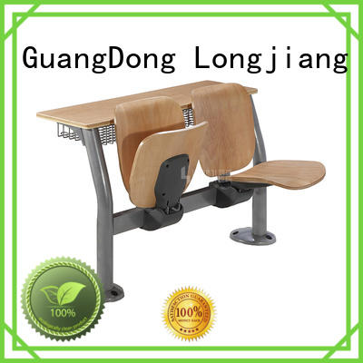 HONGJI ISO14001 certified school tables and chairs factory for high school