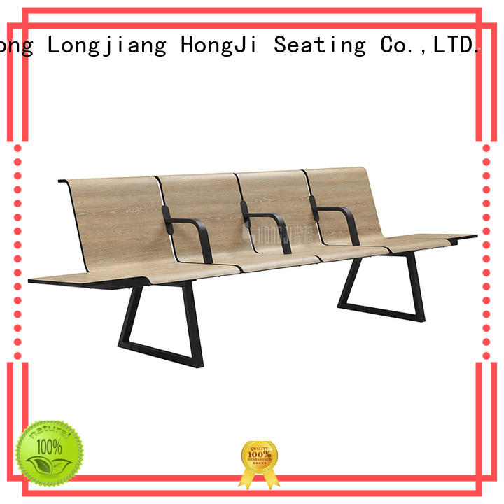 HONGJI h60a2 reception seating factory for travel terminal