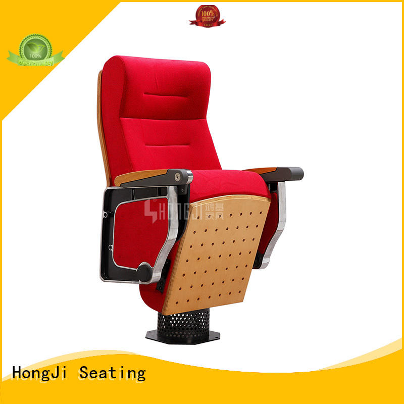 HONGJI unparalleled auditorium seating factory for office furniture