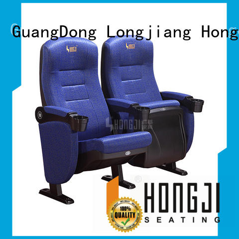 HONGJI fashionable movie room chairs hj9925 for importer