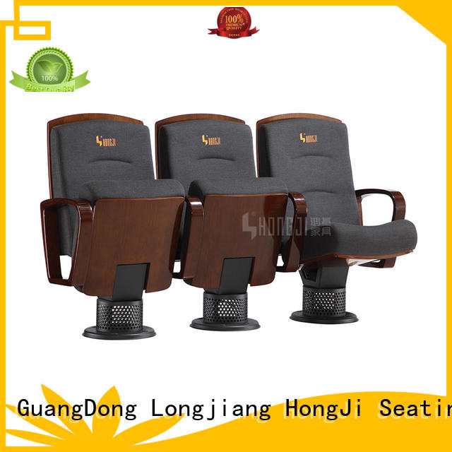 round real theater seats with for