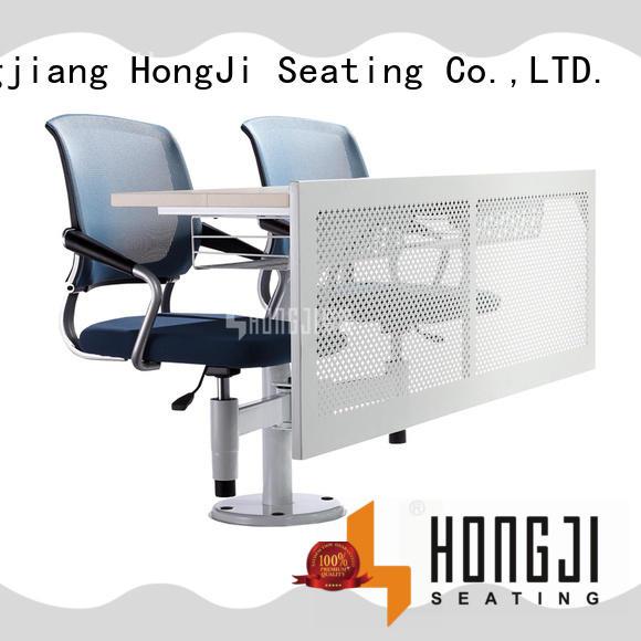 HONGJI ergonomic elementary school furniture factory for high school