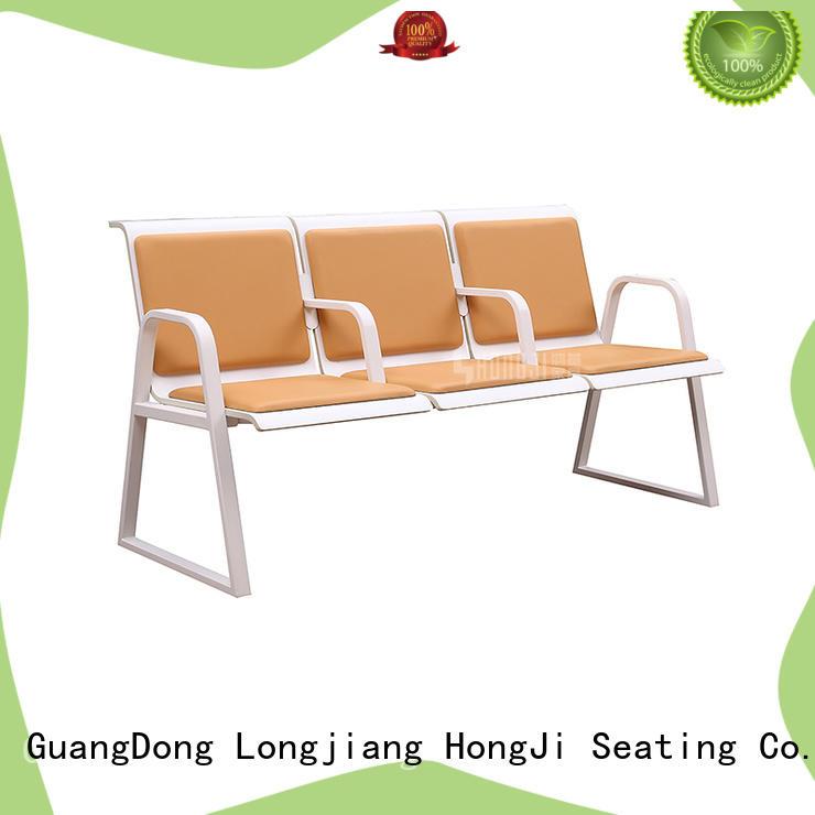HONGJI h72a3fs waiting bench fine workmanship