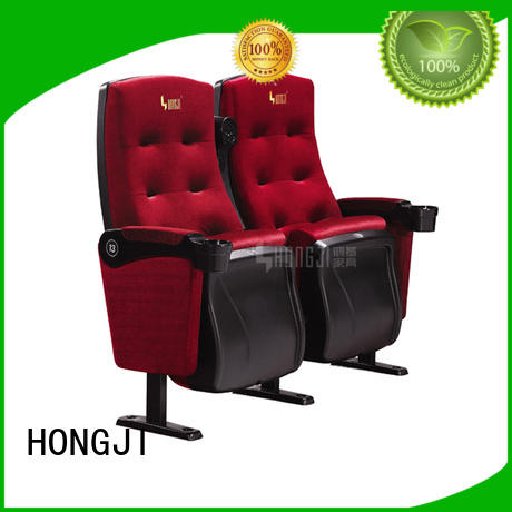elegant home theater recliners oem directly factory price for importer