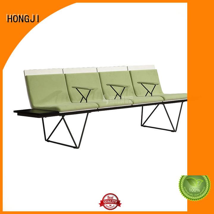 European style reception chairs h60a2 fine workmanship for hosiptal