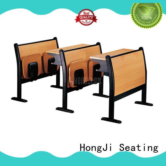 HONGJI ISO14001 certified elementary school desk factory for school