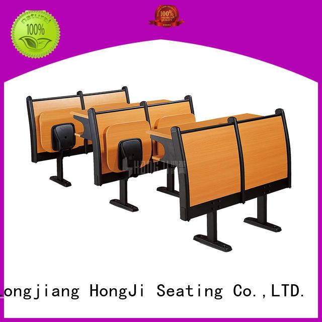 HONGJI ISO9001 certified metal school desk supplier for school
