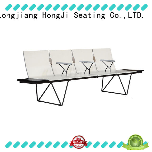 HONGJI durable in use reception area chairs factory