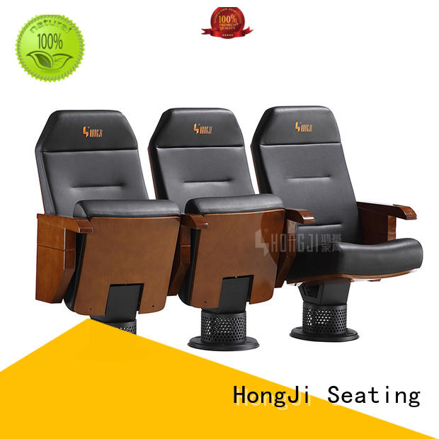 HONGJI elegant church chairs manufacturer for office furniture