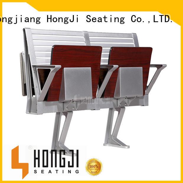 HONGJI tc905a classroom chair with desk factory fpr classroom