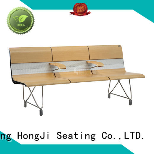 HONGJI h72a3f modern waiting room chairs for airport