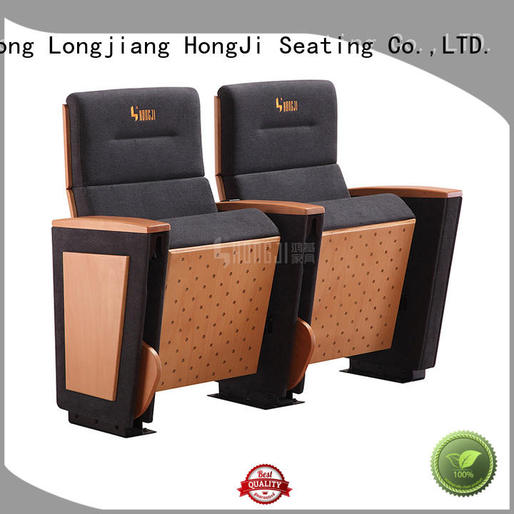 HONGJI excellent where to buy theater seating elegant for sale