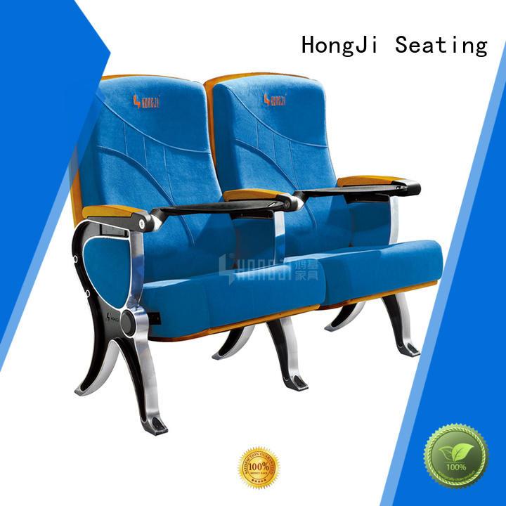 HONGJI outstanding durability church seating chairs manufacturer for university classroom