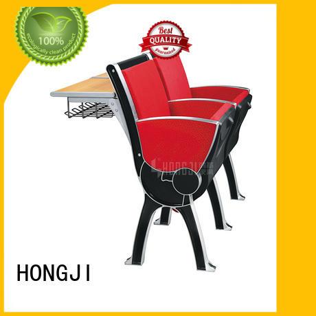 HONGJI ISO14001 certified classroom furniture manufacturer for university