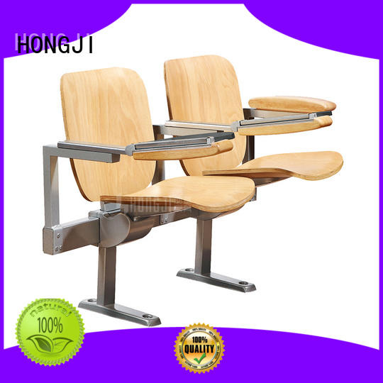 HONGJI ISO14001 certified school tables and chairs factory for university