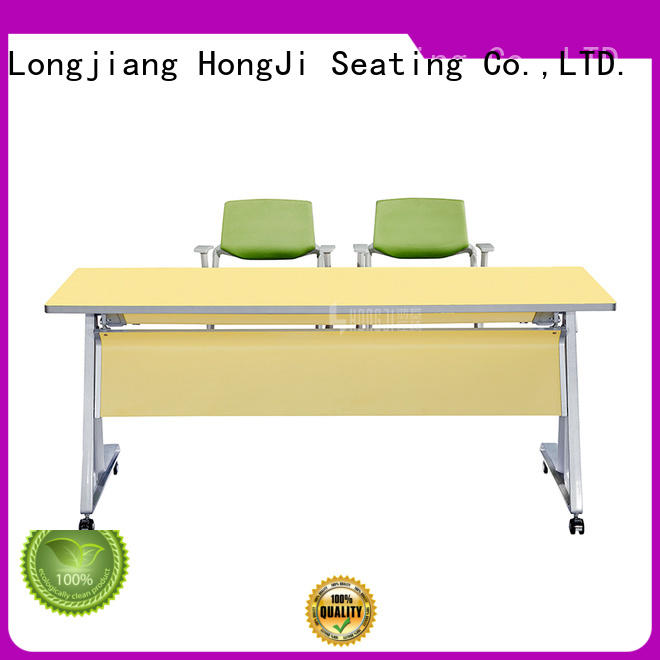 HONGJI hd04a1 white office desk from China for classroom