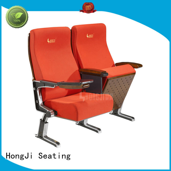 HONGJI unparalleled media room theater seating supplier for office furniture