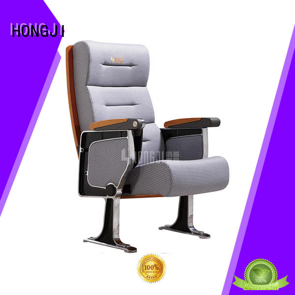 HONGJI unparalleled best church chairs newly style for university classroom