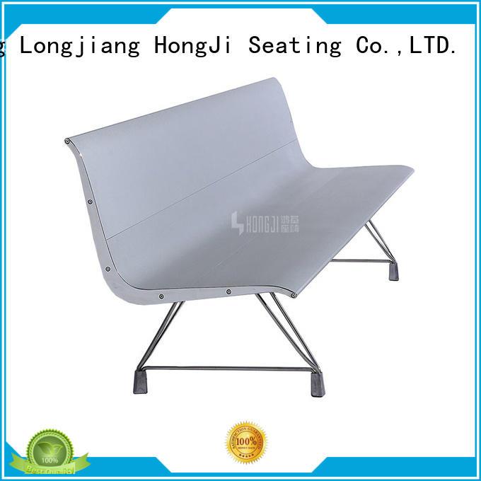 High grade aluminum alloy waiting chair airport chair H60D-3