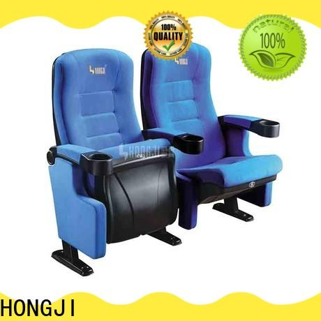 HONGJI exquisite theater chairs factory for importer