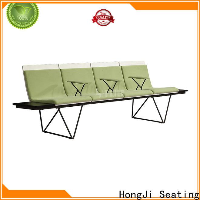 HONGJI European style airport chair factory for bank