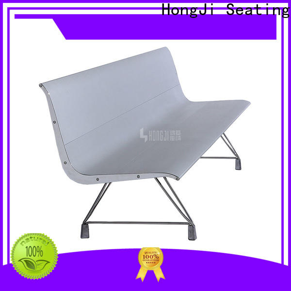 HONGJI European style modern waiting room chairs public seating solution