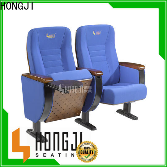 red leather theater chairs manufacturer for sale