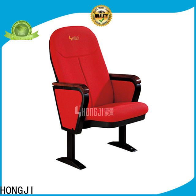 HONGJI 4 chair theater seating factory for cinema