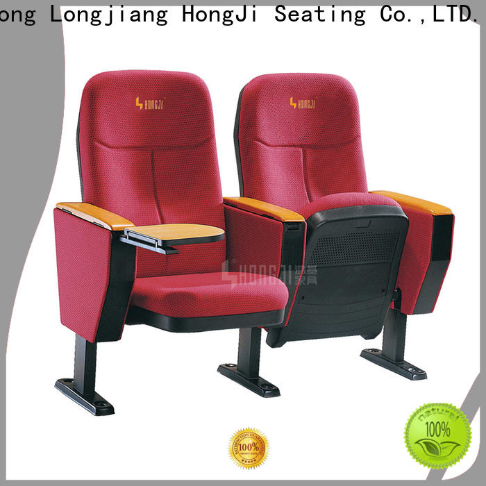 HONGJI excellent lecture theatre seating manufacturer for student