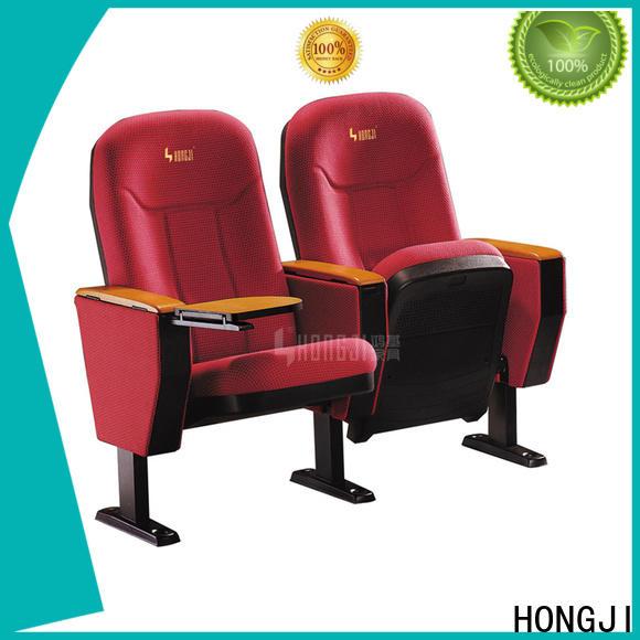 HONGJI auditorium furniture manufacturer for student