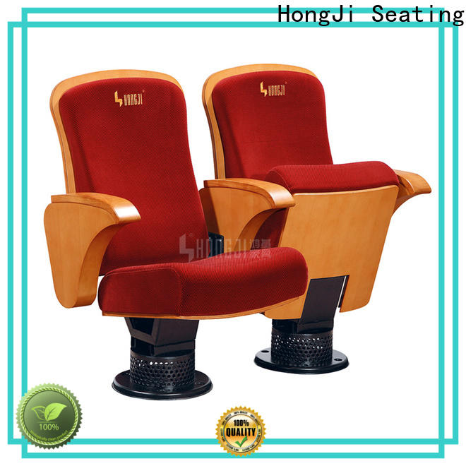 outstanding durability fabric theater seating high-end factory for office furniture