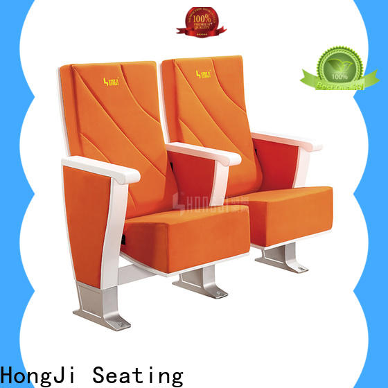 HONGJI outstanding durability stackable church chairs for sale supplier for student