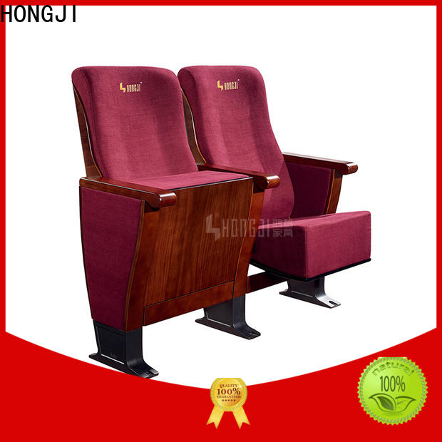 HONGJI lecture theatre chairs factory for office furniture