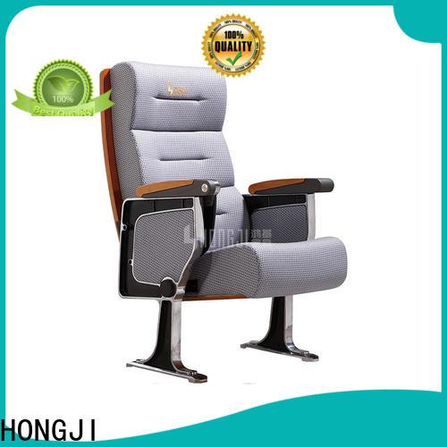 HONGJI auditorium seating design manufacturer for office furniture
