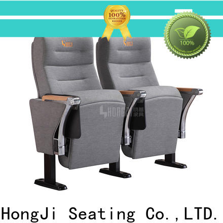 HONGJI unparalleled auditorium chairs supplier for university classroom