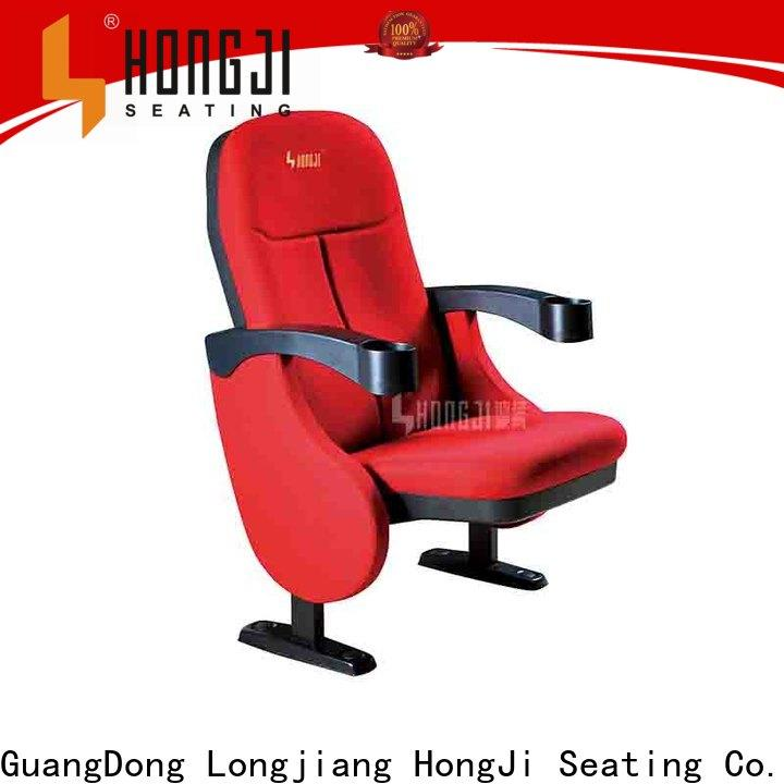 HONGJI fashionable movie room recliners factory for importer