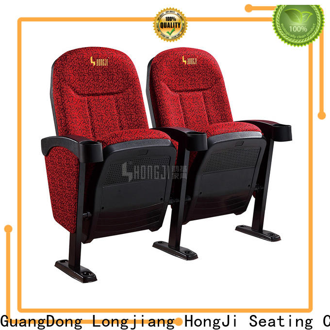 HONGJI fashionable home cinema chairs directly factory price for sale