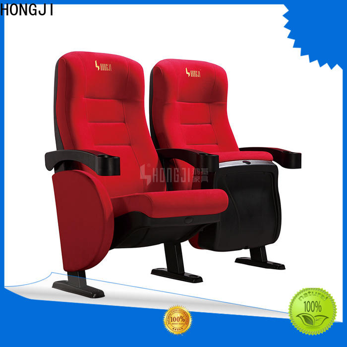 HONGJI hj95 moving chairs movie theaters factory for importer