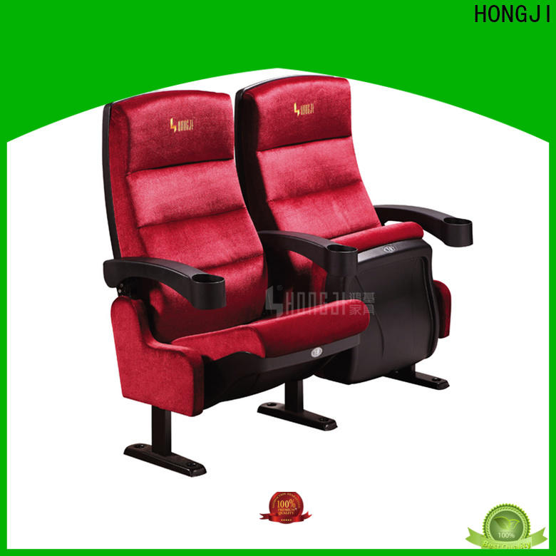 HONGJI elegant movie theater recliners for sale competitive price for sale
