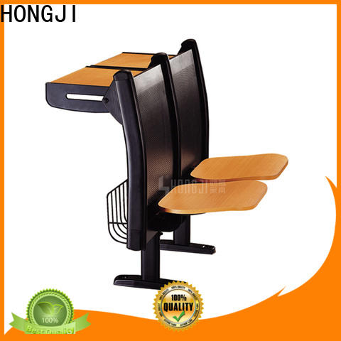 HONGJI ISO14001 certified school seats for university