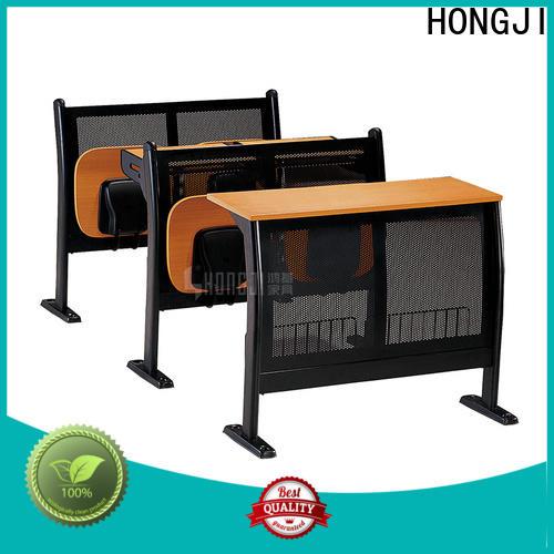 HONGJI tc920 classroom chair with desk factory fpr classroom