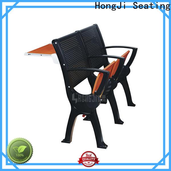 HONGJI tc904a school desk chair manufacturer for high school