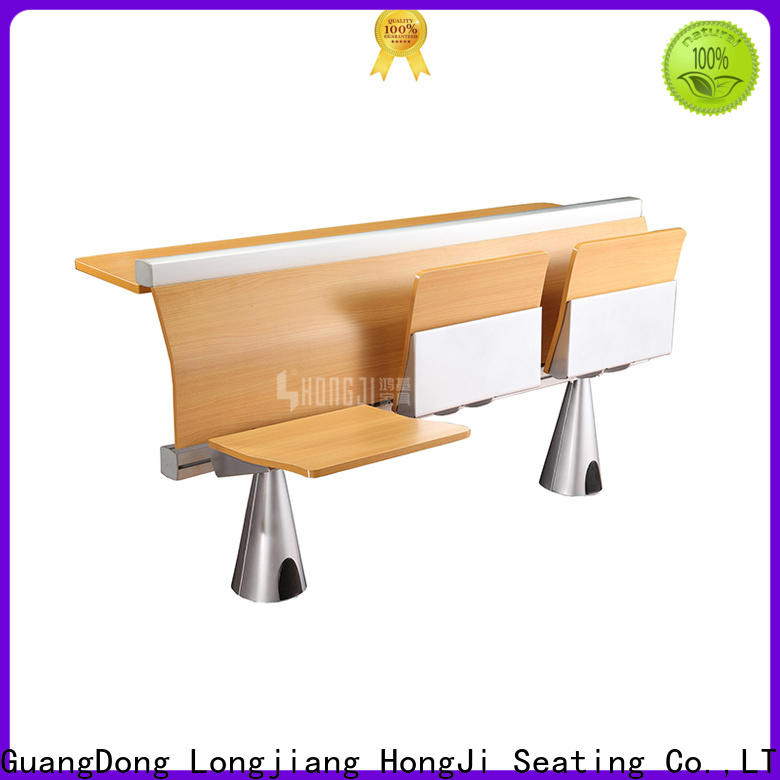 ISO14001 certified classroom desk tc9541 supplier for high school