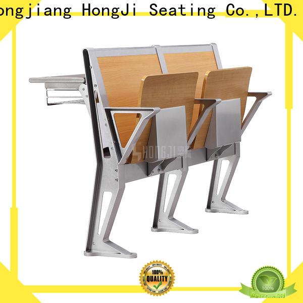 HONGJI ISO9001 certified wooden school chairs for school