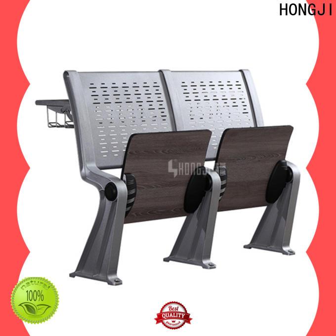 HONGJI ISO14001 certified student school desk for school