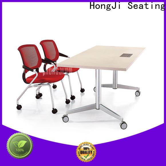HONGJI hd10b modern office desk exporter for school
