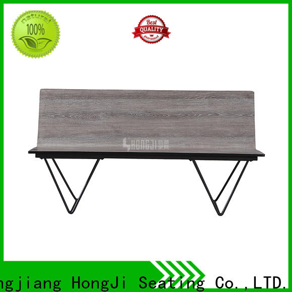 HONGJI h63a4t reception chairs factory for bank