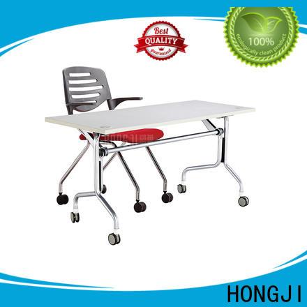 HONGJI super quality office desk factory for school